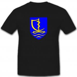 Schifffahrtmedizinisches Institut Marine Bundeswehr Einheit T Shirt #1934