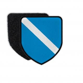 Patch Schlachtschiff Scharnhorst Wappen Abzeichen Emblem Kriegsmarine #35657