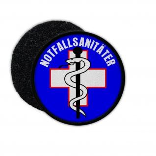 Patch Notfall Sani Sanitäter EMS Notfallsanitäter Arzt Medical Services #30915