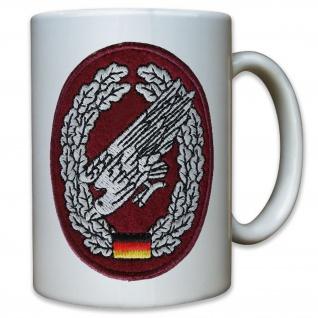 Bundeswehr Bund Bw Fallschirmjäger Barettabzeichen Abzeichen #11420