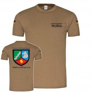 BW Tropenshirt Munitionhauptdepot Wulfen Militär BW Einheit Truppe #22672