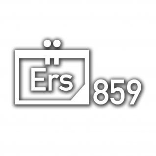 Aufkleber/Sticker Taktische Zeichen Ersatzbataillon 14x30cm A5062