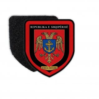 Patch Albanien Navy Forcat Detare Shqiptare Marine Abzeichen Wappen #34081