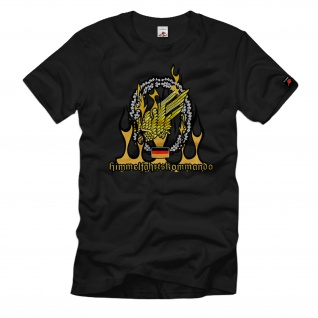 Himmelfahrtskommando Fallschirmjäger Bundeswehr Luftwaffe T-Shirt#37342