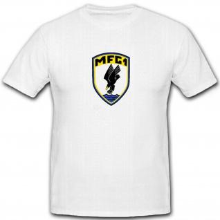 MFG 1 Marineflieger Geschwader Marine Bundeswehr Wappen Logo - T Shirt #7110