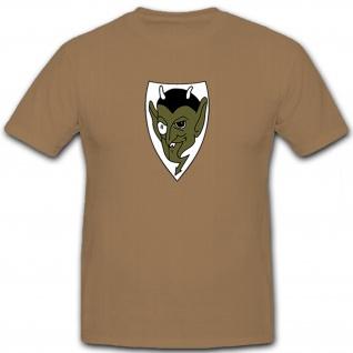 Nahaufklärungsstaffel 1 H 11 Teufelskopf - T Shirt #5665