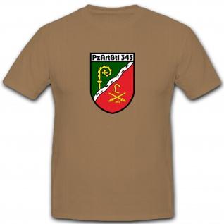 Bundeswehr Panzer Artillerie Heer Militär Wappen Abzeichen 345 - T Shirt #2960