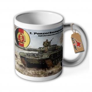 Tasse Lukas Wirp 1 Panzerkompanie Offiziershochschule Löbau DDR Bild #36136