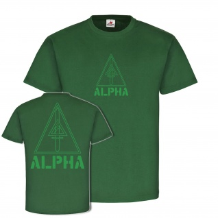 DELTA FORCE Alpha TYP4 USA US Army Amerika Wappen Symbol T-Shirt #22056