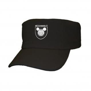 ABC Kp Kompanie 11 Bundeswehr Bund Bw Wappen Abzeichen - Cap Kappe #11074