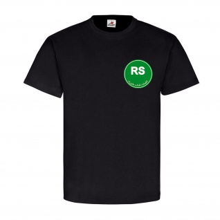 RS Resolute Support NATO Mission Afghanistan Wappen Logo - T Shirt #18532