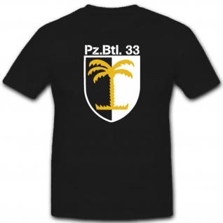 PzBtl 282 Panzerbataillon Panzer Bataillon Kompanie Leopard Leo 2A6 2A5 - T Shirt#1893