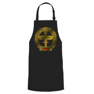 Heeresfliegertruppe Barettabzeichen Kochschürze / Grillschürze #16811