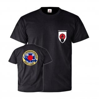 6 Minensuchgeschwader MSG BW Marine Bundesmarine Wappen Abzeichen T Shirt #27144