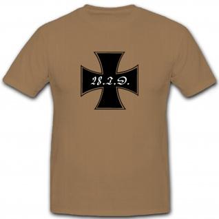 28. Infanterie-Division Infanteriedivision Infanterie InfDiv - T Shirt #6513