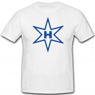 Henschel Logo Flugzeug-Werke Flugzeug Maschinen Herstellung - T Shirt #8672