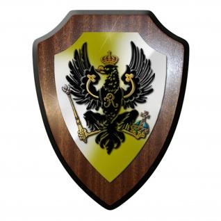 Wappenschild / Wandschild -Preußen Adler Deutschland Wappen Preußen#7659
