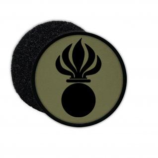 Patch Grenadier Schweiz Camo Wappen Flamme Schweizer Armee Abzeichen #30027