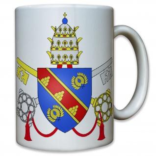 Papst Julius III Vater Geistiger Oberhaupt Schlüssel Himmelstor - Tasse #10766