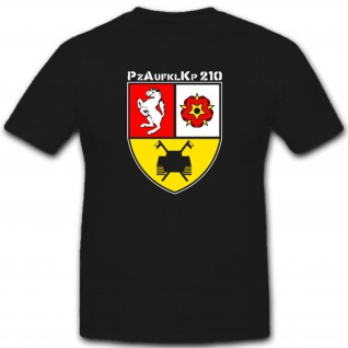 Panzer Aufklärer Kompanie Militär Bundeswehr T Shirt Herren #2375