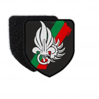 Patch Légion étrangère PARA Fremdenlegion Abzeichen #33953
