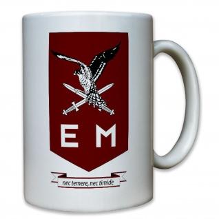 11 Luchtmobiele Brigade Fallschirmjäger Holland Militär - Tasse #8068