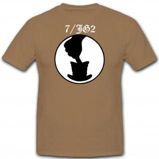 7./JG2 7.Staffel Jagdgeschwader 2 deutsche Luftwaffe WK 2 T Shirt #1877