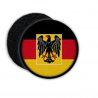 Patch Aufnäher Deutschland Fahne Flagge Adler Friedrich von Hindenburg #20437