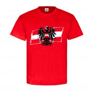 Maria Alm Salzburger Land Österreich Alpen Adler Wappen - T Shirt #12326