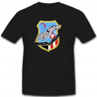 Überwachungsgeschwader 1 - 3 Staffelpress - Österreich Luftwaffe T Shirt #11128