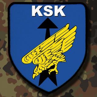 Patch / Aufnäher - KSK Kommando Spezialkräfte Bundeswehr Wappen Abzeichen #7830