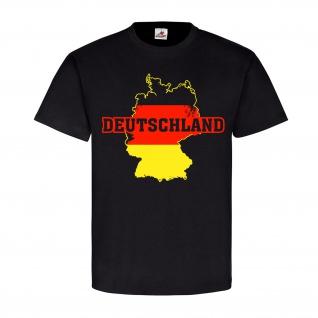 Deutschland 2017 Bundesrepublik BRD Germany Heimat Fußball T Shirt #18484