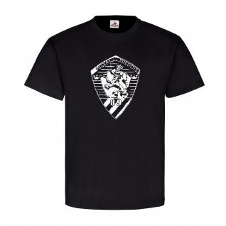 89e régiment d'infanterie de Ligne Wappen Abzeichen Royal Suédois T-Shirt #19097