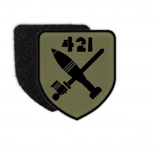 Patch / Aufnäher -PzGrenBtl 421 Bundeswehr Panzergrenadierbataillon Patch #12639