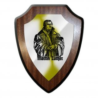 Wappenschild Martin Luther Bild Legende Classicer Kirche Protestanten #27930