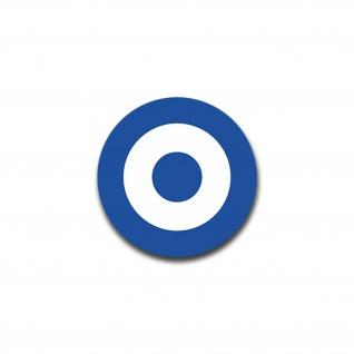 Aufkleber/Sticker Griechische Luftstreitkräfte Teilstreitkraft 7x7cm A1367