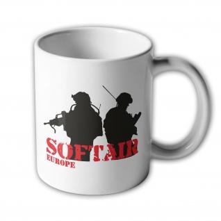 Softair Europe - Tasse Becher Kaffee #135