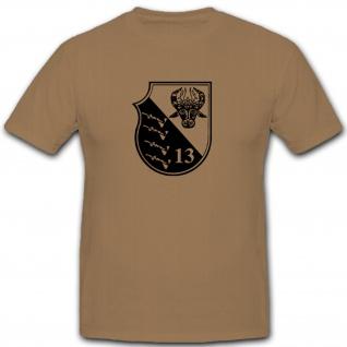 FRR 13 Fla-Raketen-Regiment 13 NVA Wappen Abzeichen Emblem - T Shirt #5450