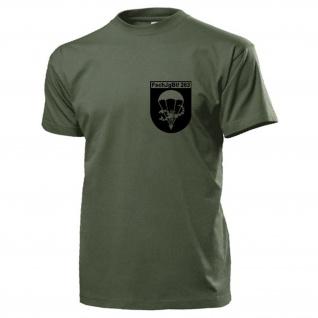 FschJgBtl 263 Brust Fallschirmjägerbataillon 263 Fallschirmjäger- T Shirt #18188
