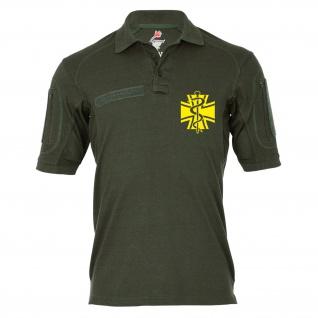 Tactical Poloshirt Alfa - Sanitäter Ek Schlange Rettungsdienst Sani #19299