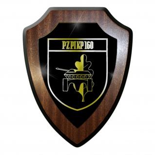 Wappenschild / Wandschild / Wappen - PzPiKp 160 Panzerpionierkompanie #9276