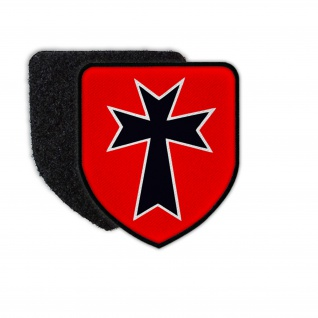 Patch PzBtl 281 Panzer Bataillon Kreuz Panzer Bundeswehr Logo wappen BW #34589