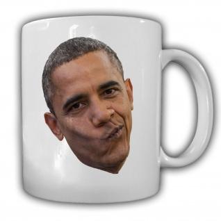 Barack Obama Präsident President Vereinigte Staaten von AMerika USA Tasse #27509