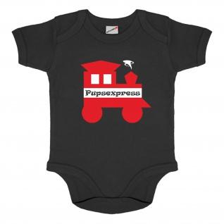 Baby Body Pupsexpress Fun Furz Humor Kind Liebling Eltern Stolz#34577
