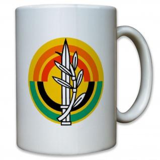 Israelisches Heer Israel Armee Streitkräfte Army Wappen Abzeichen - Tasse #11468