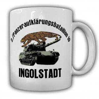 Tasse 2 Panzeraufklärungsbataillon 10 Kompanie PzAufklBtl 1 Panzer #24881