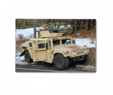Poster M&N Pictures USMC M1051-Hummer-TOW HMMWV US USA ab30x20cm#30286