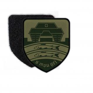 Patch Panzerbataillon 104 Tarn PzBtl Leopard 2 Panzer Bundeswehr Pfreimd #24420