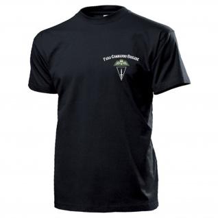 Para Commando Brigade Typ2 Springer Belgische FschJg Heer Einheit T Shirt #15973