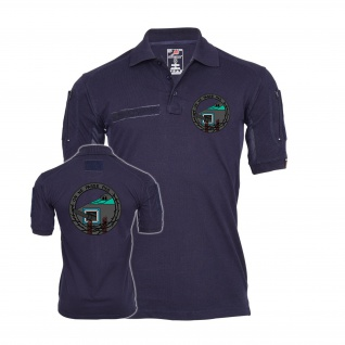 Tactical Polo On ne Passe Pas Abzeichen Festungstruppen Maginot T-Shirt#35693